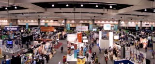 ASCD exhibit hall