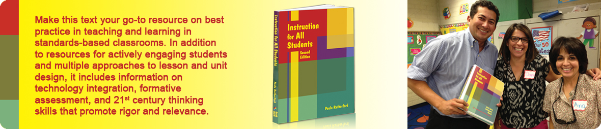 Instruction for All Students