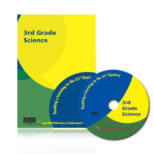 Teaching and Learning in the 21st Century: 3rd Grade Science