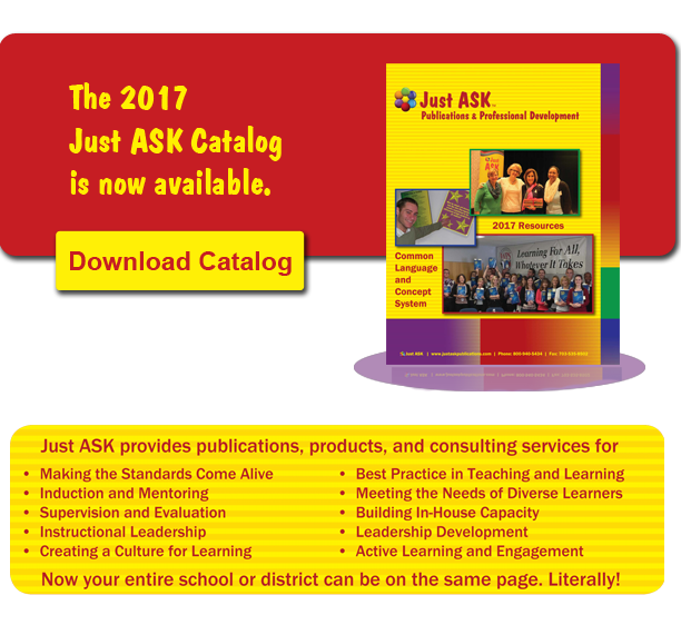Just ASK Catalog